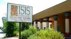Isis Books & Gifts changes signage, dodges blind wrath of ignorant brick-throwers