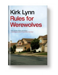 Rules for Werewolves white