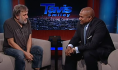 "Slavoj Žižek calls Tavis Smiley ""The Big One"""