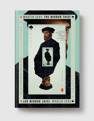 The mirror thief melville house books for Mirror books