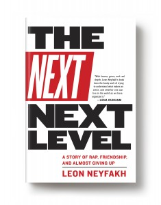 The Next Next Level white