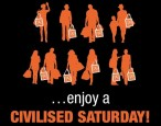 "British bookstores respond to Black Friday with ""Civilised Saturday"""