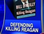"George Will goes on <i>The O'Reilly Factor</i> to explain why O'Reilly's book is ""nonsensical"""
