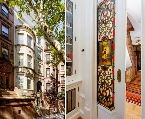 Jonathan Safran Foer finally sells extremely expensive and incredibly located apartment---to ex-wife Nicole Krauss