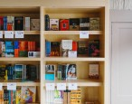 Reading with the stars: New bookstore only stocks books picked by celebs