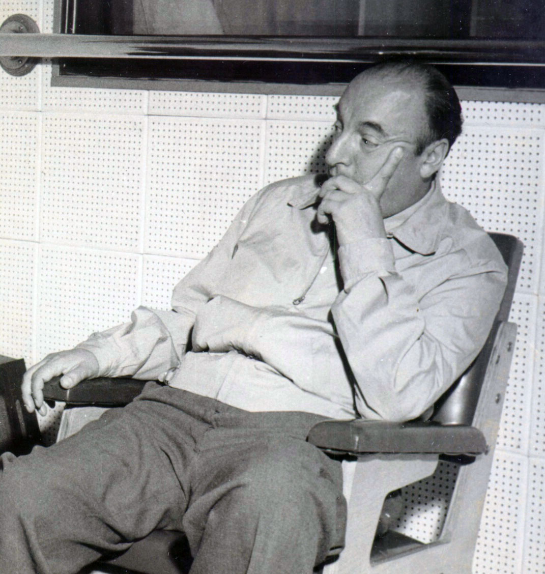 Lost Pablo Neruda poems---found and crowdfunded