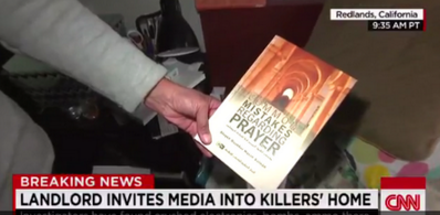 Book spotted in San Bernardino shooting suspects' home inspires Amazon review battle