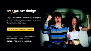 amazon tax dodge