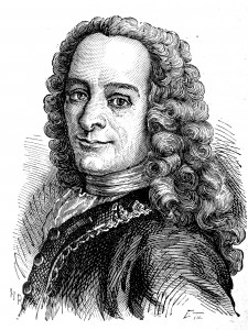 Voltaire's Treatise on Tolerance became a bestseller following the attacks on Charlie Hebdo in January 2015.