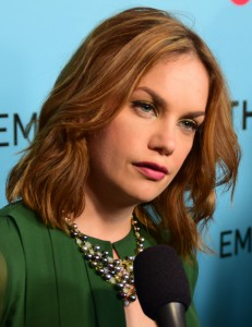 Ruth Wilson, who plays Allison on The Affair. (image via Wikipedia)