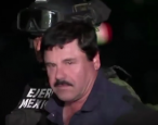 "El Chapo---jailed and ""depressed""---is gifted a book by his guards"