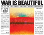 NYT sues publisher of <i>War Is Beautiful: The New York Times Pictorial Guide to the Glamour of Armed Conflict</i>
