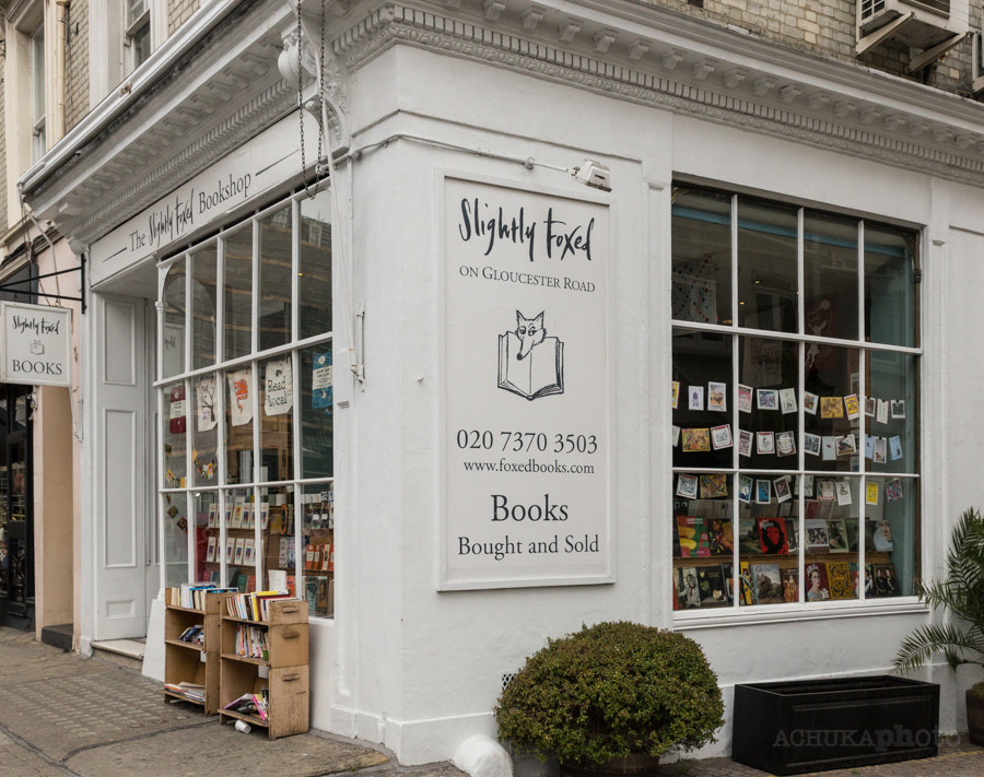 Slightly Foxed Bookshop to close down » MobyLives