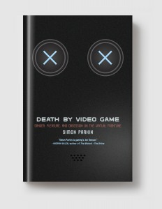 Death By Video Game grey