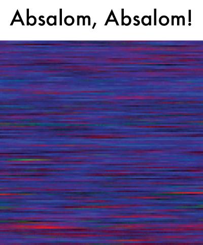 absalom absalom essays