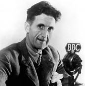 Orwell in 1940 (via Wikimedia Commons)