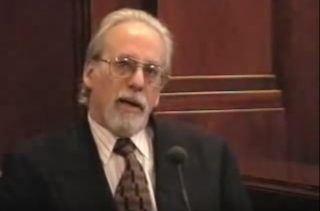 Attorney and activist William Schaap. Image via YouTube.