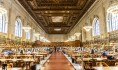 Sit in a chair with your name on it in the NYPL's esteemed Rose Reading Room