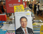 Andrew Cuomo isn't getting any more of those sweet, sweet book royalties