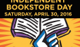 Here's what's happening across the country on Indie Bookstore Day 2016