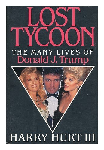 Out-of-print Trump bio will remain out-of-print due to fear of financial repercussions