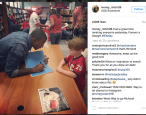 NFL draft pick joined a local book club, delighted everyone