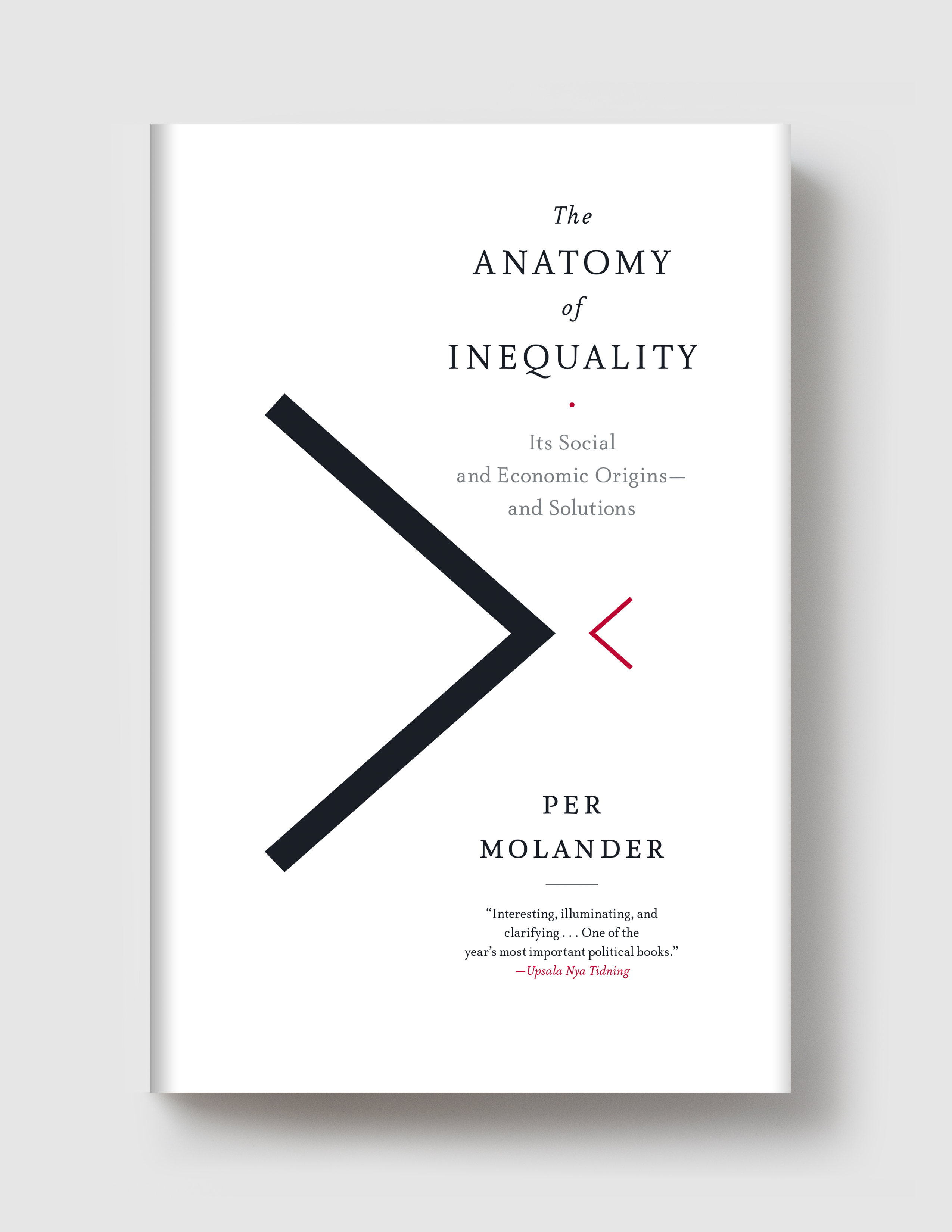 The Anatomy Of Inequality Melville House Books