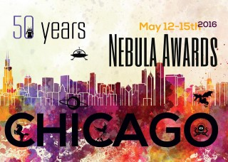 The Nebula Awards were given out over the weekend, and female authors swept. Image via Facebook