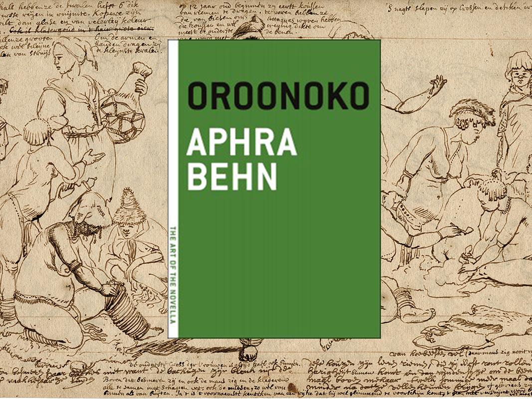 The Art Of The Novella Challenge  Oroonoko  Mobylives Oroonoko