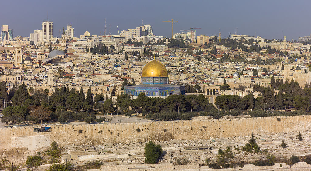 Jessa Crispin in Jerusalem: The right to remain silent?