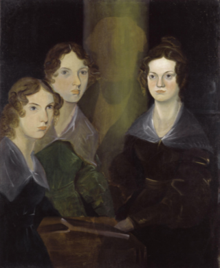 The Brontë Family, via Wikipedia