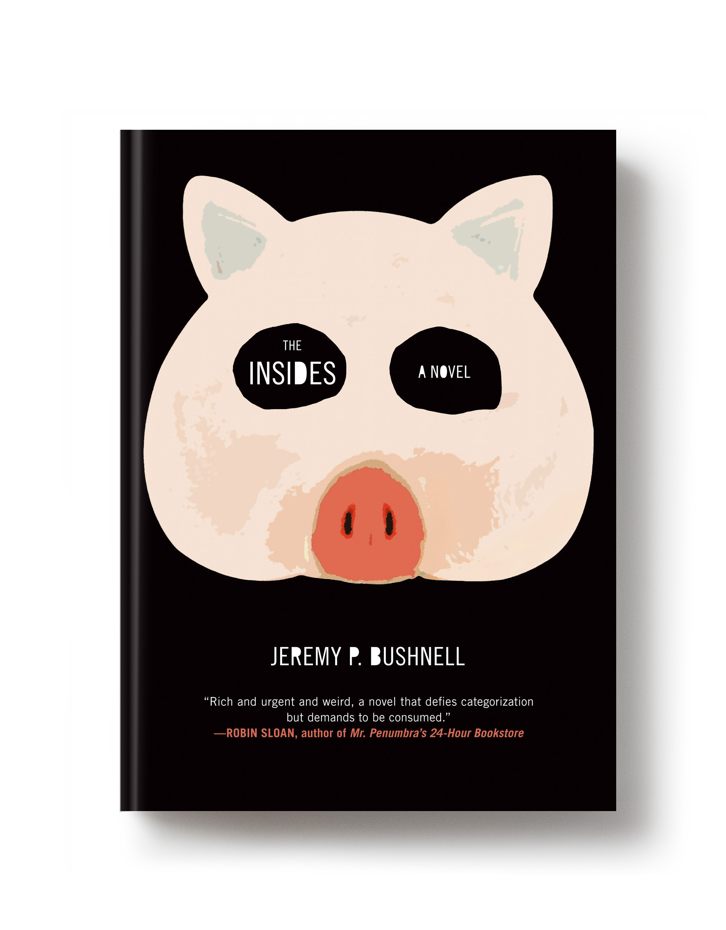 Behind the Book: Jeremy Bushnell's <i>The Insides</i>