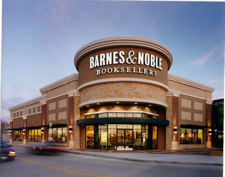 Barnes and Noble is down, but not yet out