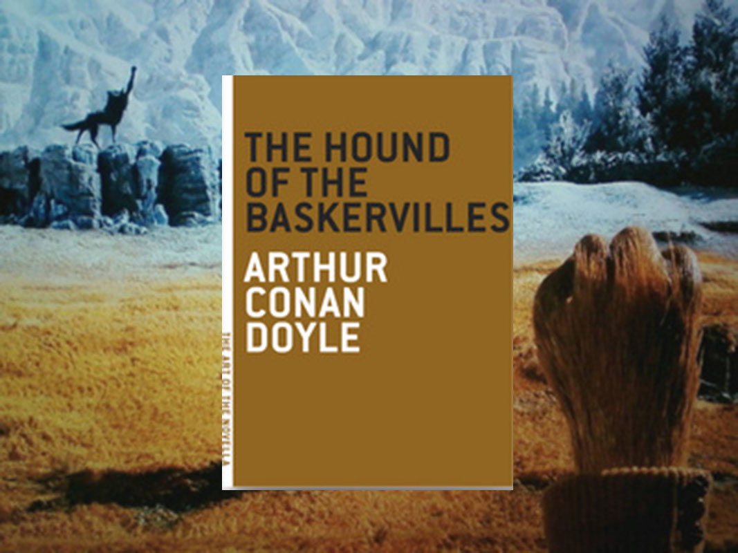 The Art of the Novella challenge 47: <i>The Hound of the Baskervilles</i>