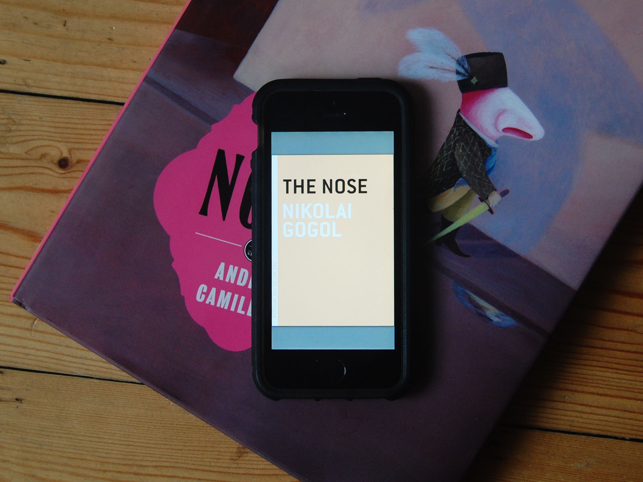 A Very Special Art of the Novella challenge: <i>The Nose</i> (Installment #46)