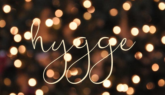 Hygge---the Danish art of enjoying the little things in ...