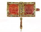 Got a spare £8 million lying about? Then you could snap up the jewel-studded book of hours--bargain!