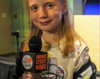 Have you written your bestseller yet? No? Well you're falling behind as nine-year-old Hilde Lysiak already has…