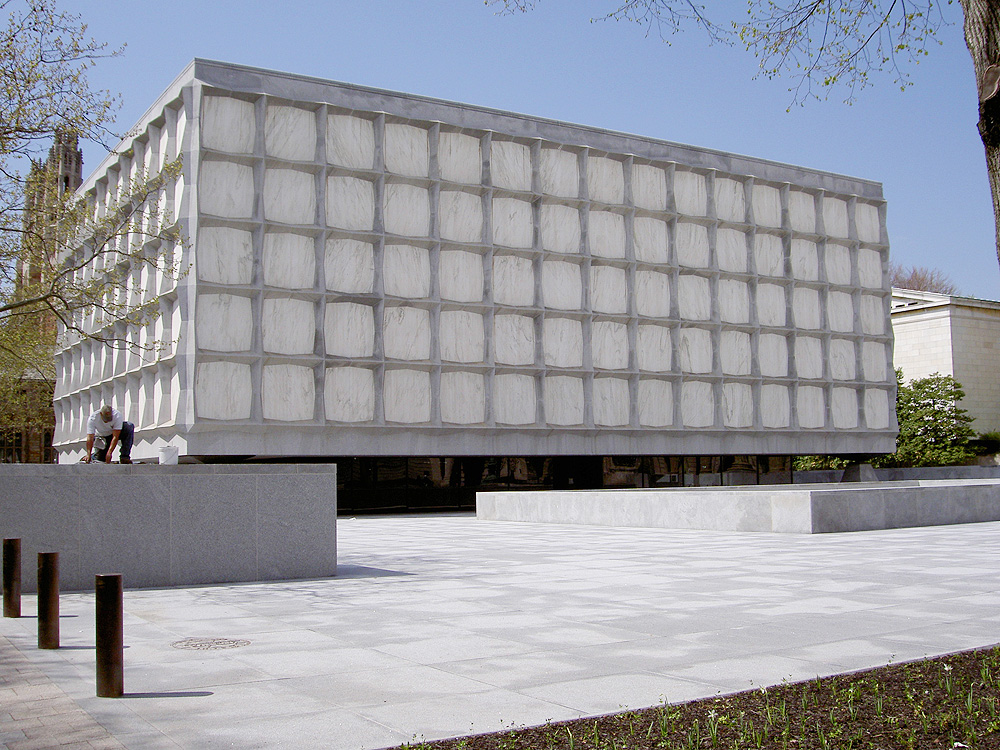Yale's Beinecke Rare Book & Manuscript Library to reopen this September