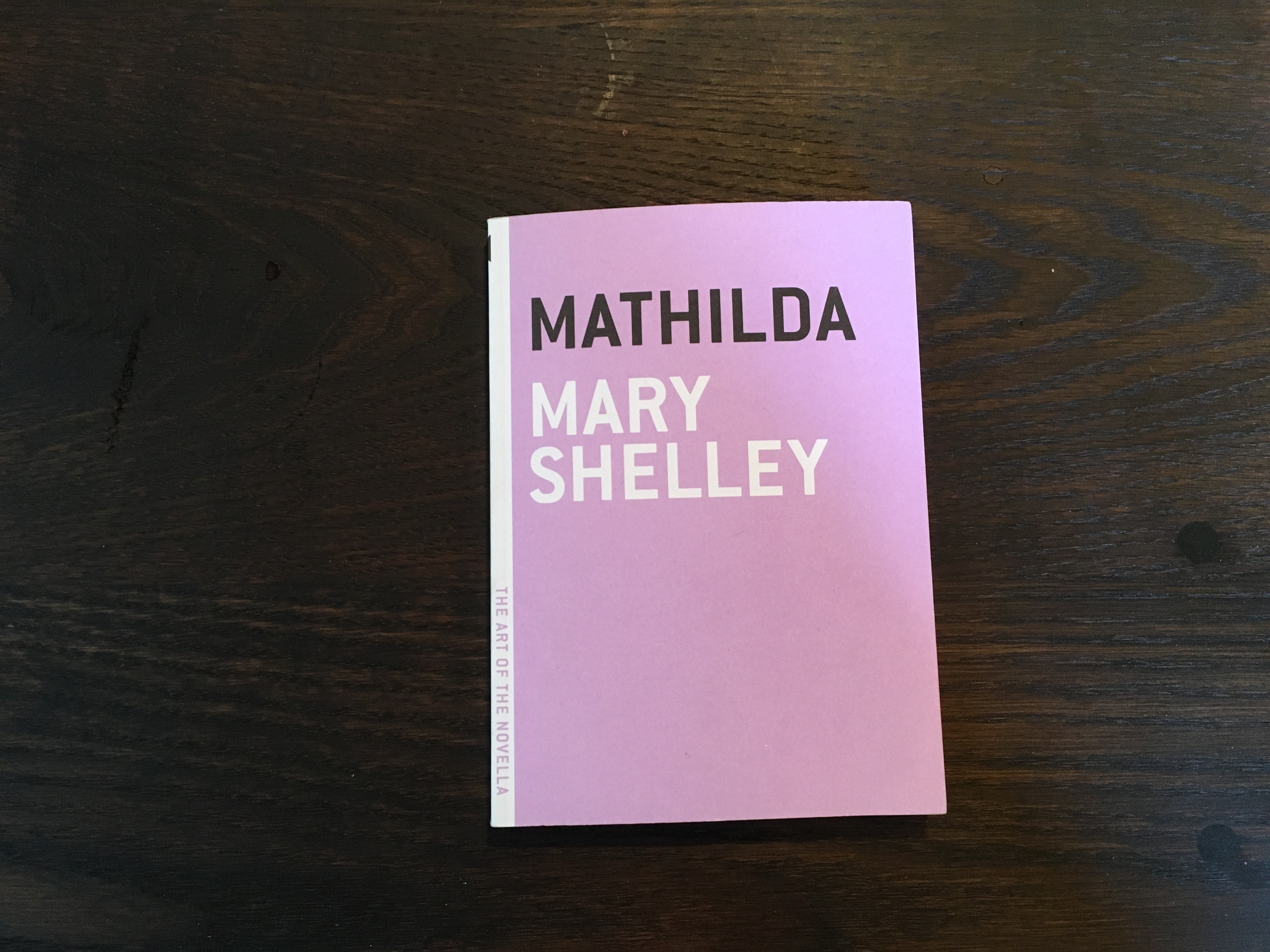 The Art of the Novella challenge 48: <i>Mathilda</i>