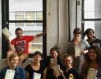 The Melville House Book Group talks with Christopher Boucher, author of <em>Golden Delicious</em>