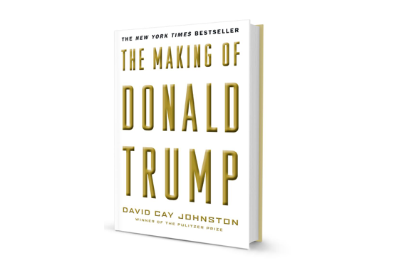 Another day, another chorus of voices telling you to read David Cay Johnston on Trump