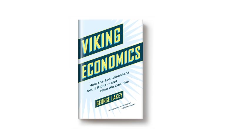 George Lakey talks <i>Viking Economics</i> with Leonard Lopate