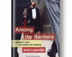 Out today: <i>Among the Bankers</i>