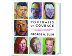 "Selected paintings of George W. Bush to be published in ""Portraits of Courage"""