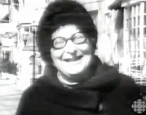 "Jane Jacobs has a few thoughts on ""the new, wasteful, often destructive, but nevertheless exciting shape of the cities"" in this 1969 Canadian TV segment"