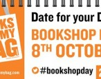 Go bookshops, go! The first National Bookshop Day is coming to the UK…