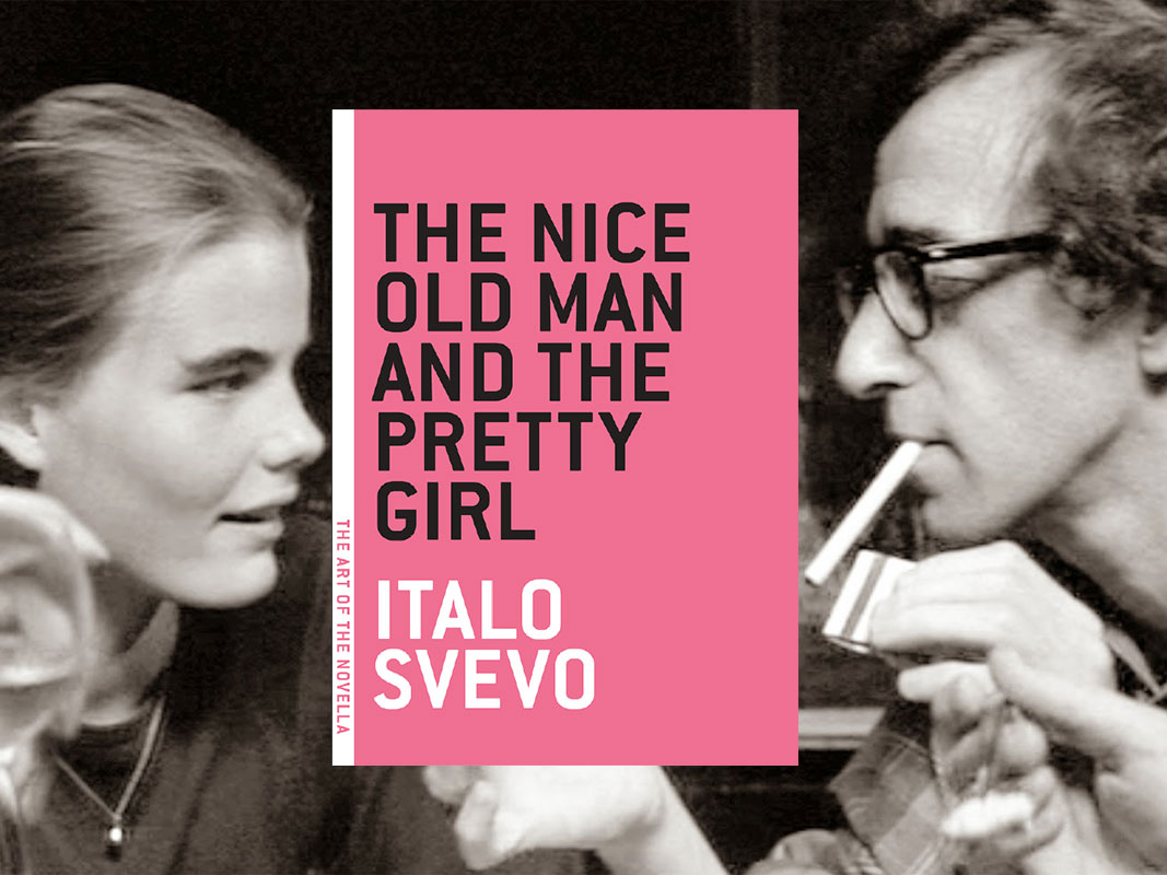 The Art of the Novella Challenge 51: <i>The Nice Old Man and the Pretty Girl</i>