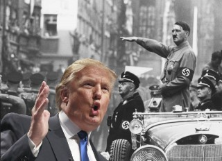How do you sell Hitler books? Put Trump on 'em.  ? MobyLives