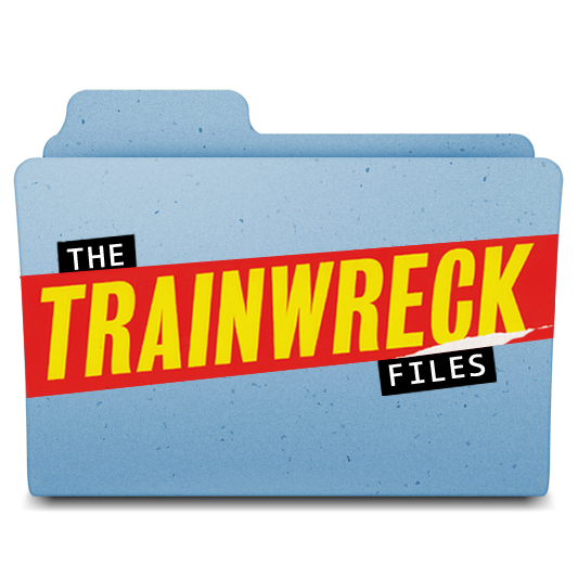 <strong>The Trainwreck Files</strong>: Donald. J. Trump.